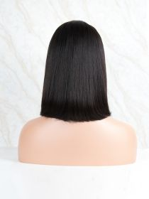 SILKY STRAIGHT BOB STYLE LACE FRONT WIG AYBB