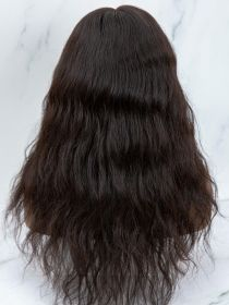 BODY WAVE VIRGIN HAIR LACE FRONT WIG AYBW