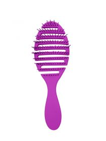 Vented Hair Brush Comb Anti-Static Scalp Massage Combs Hairdressing Styling Tools BR028