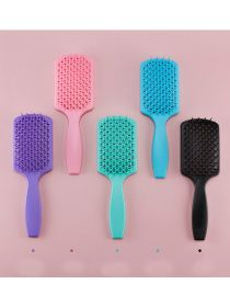 Scalp Massage Hair Comb Detangling Brush for Curly Hair BR046