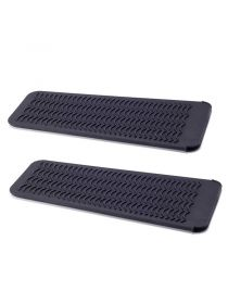 Heat Resistant Silicone Mat Pouch for Flat Iron  Curling Iron Hot Hair Tools HR001