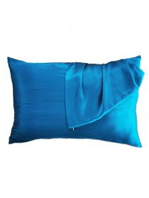 Mulberry Silk Pillowcase for Hair and Skin Both Sides Real Silk with Hidden Zipper SK005
