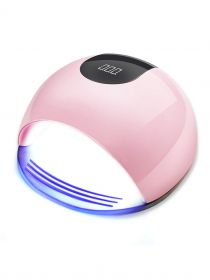 72W Gel UV LED Nail Lamp 36 Lamp Beads Nail Dryer with 4 Time Setting NLUV003