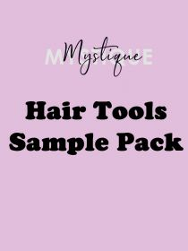 Mystique Hair Care Tools Sample Pack 9 Products
